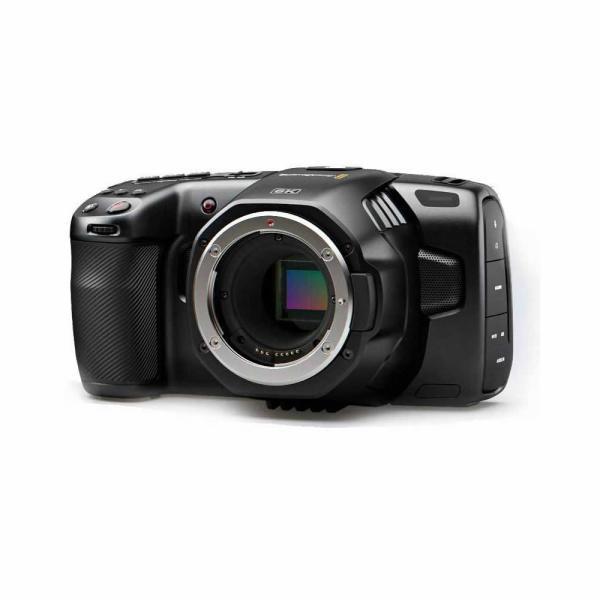 Alquiler BlackMagic Cinema Camera 6K