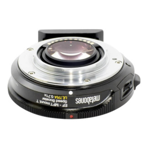Alquiler adaptador_metabones_speed_booster_ultra_0_71x_canon_ef_a_mft_ Madrid Visualrent