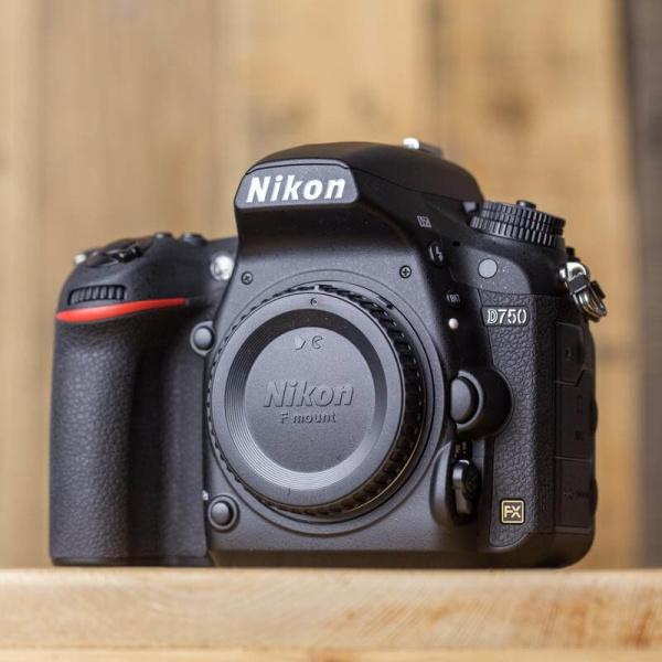 Alquiler camara fotografia Nikon d750 Madrid Visualrent
