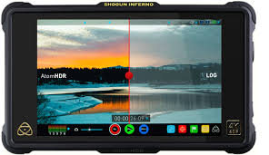 Alquiler Monitor grabadora Atomos Shogun Inferno Madrid Visualrent