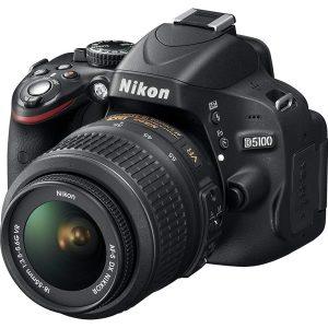 Alquiler Nikon D5100 Madrid Visualrent