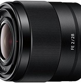 Sony FE 28 mm f/2 montura E