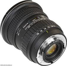 Alquiler objetivo tokina 11-16 f2,8 Nikon Madrid Visualrent