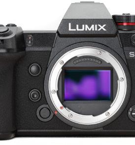 Panasonic Lumix DC-S1M 2 baterías