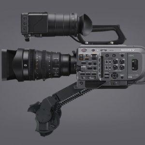 Alquiler Sony-FX9 Madrid Visualrent