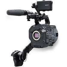Alquiler sony fs7 mark ii Madrid Visualrent