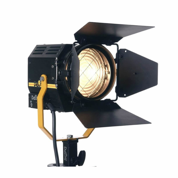 Alquiler Fresnel Desisti Leonardo 1000W