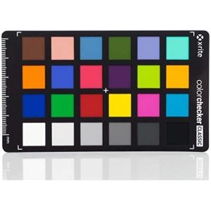 Alquiler Xrite Colorcheker Mini