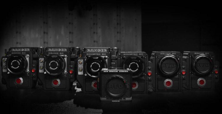 Características de la cámara Red Komodo