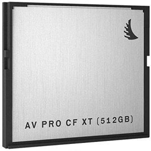 ALQUILER Tarjeta Angelbird AV PRO CF 256 GB