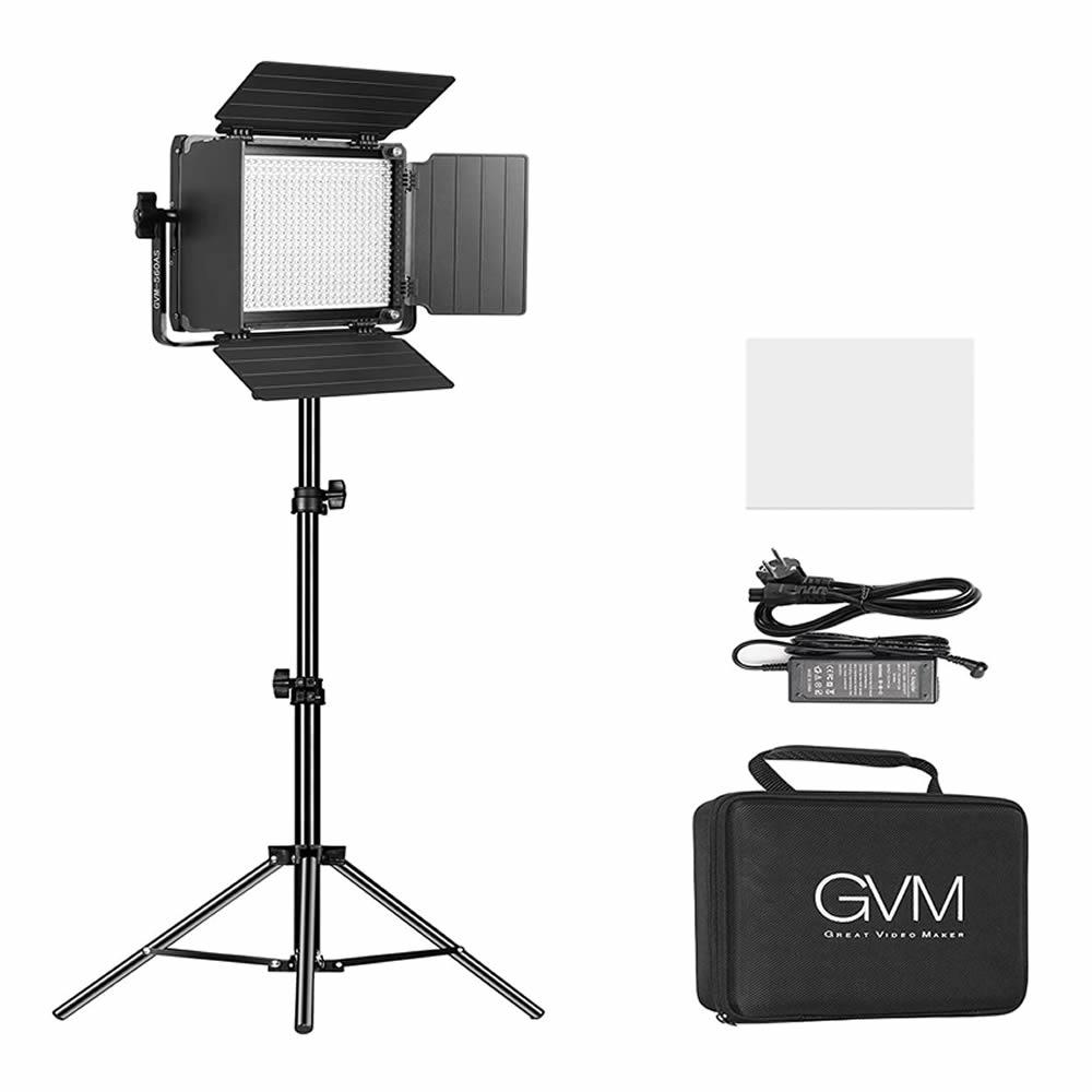 Alquiler Luz GVM LED RGB 1 unidad