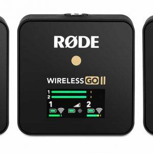 Alquiler Rode Wireless Go II