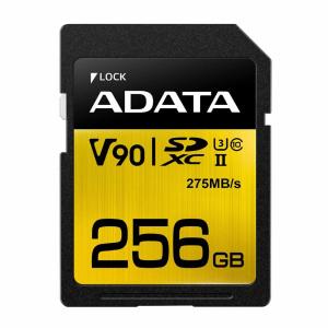 Alquiler Tarjeta ADATA V90 UHS-II 256 GB UHS-II