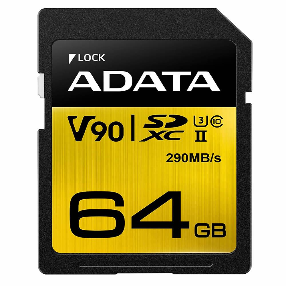 ADATA SD Premier One 64GB