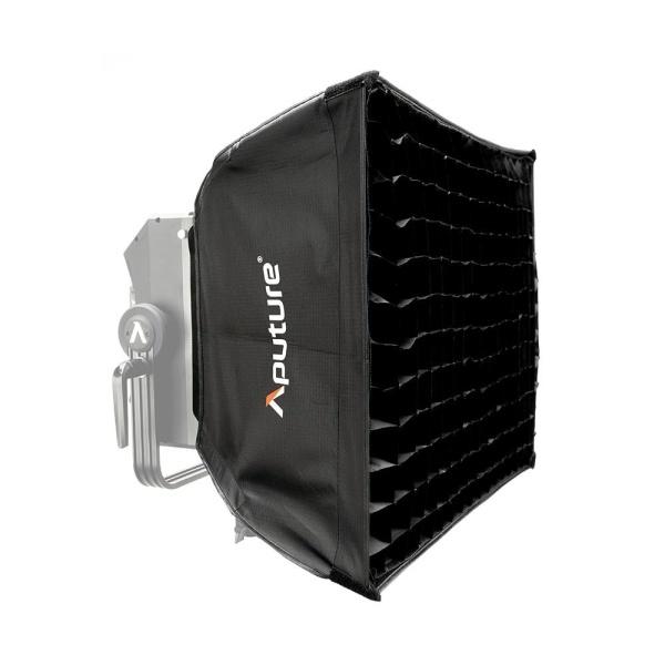 Alquiler Aputure Nova P300C softbox Madrid