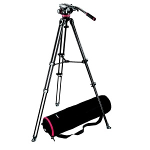 Alquiler tripode video Manfrotto MVK502AM-1 Madrid
