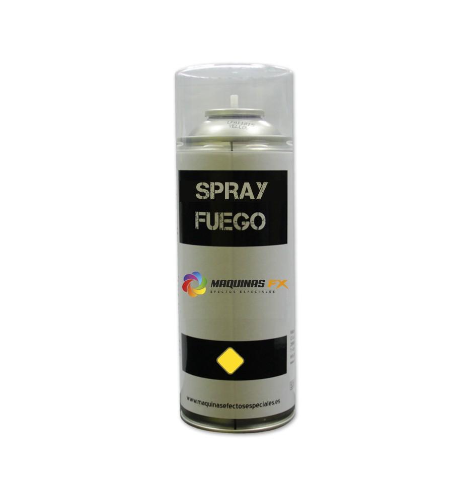 Alquiler spray lanzallamas Madrid